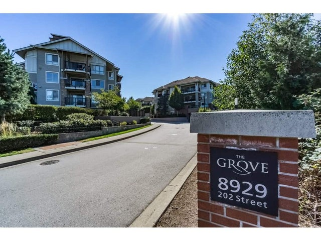 B201 8929 202 STREET - Walnut Grove Apartment/Condo for sale, 2 Bedrooms (R2106649) #1