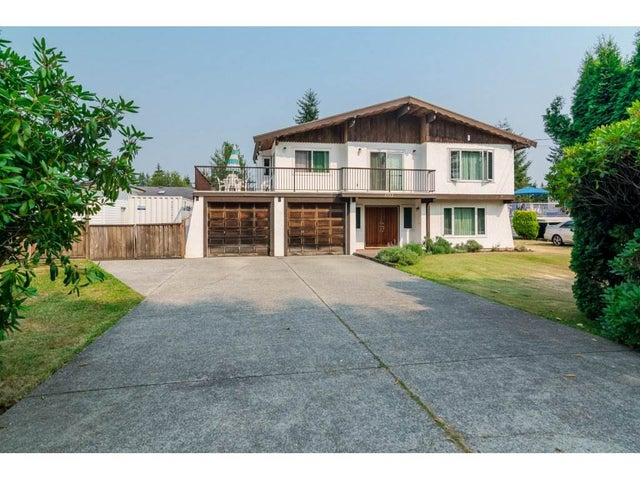 5712 246 STREET - Salmon River House/Single Family for sale, 5 Bedrooms (R2192709) #1